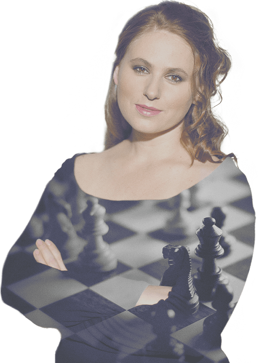 photo Judit Polgar chess